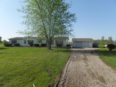 Single Family Home For Sale: 2772 County Road 137