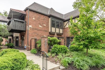 Upper Arlington Condo For Sale: 1304 Fountaine Drive