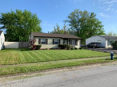 Hilliard Single Family Home Sold: 4487 Darley Court