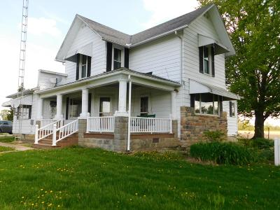Union County Single Family Home For Sale: 15060 State Route 739