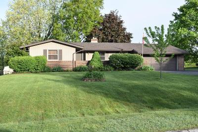Grove City Single Family Home For Sale: 3451 Rolling Hills Lane