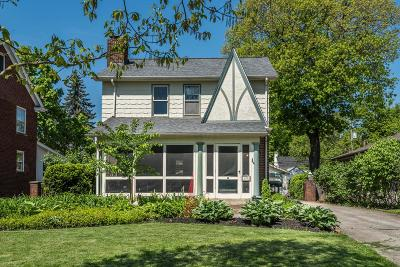 Bexley Single Family Home Sold: 195 N Ardmore Road