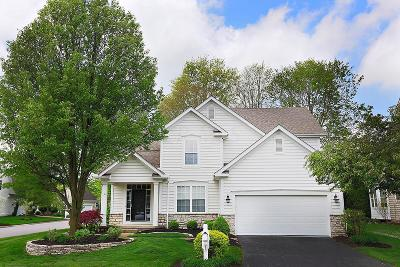Westerville Single Family Home For Sale: 6556 Colonial Place