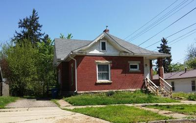 Mount Vernon Single Family Home For Sale: 103 E Sugar Street