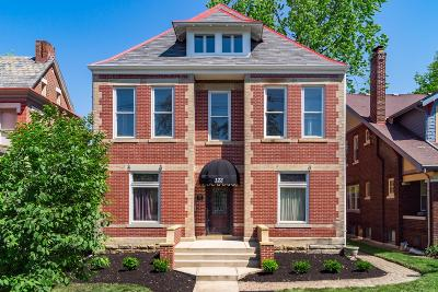 Columbus Single Family Home For Sale: 122 W 2nd Avenue