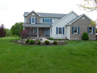 Powell Single Family Home For Sale: 3620 Hyatts Road