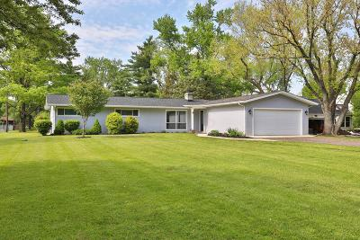Hilliard Single Family Home For Sale: 4050 Schirtzinger Road