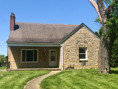 Upper Arlington Single Family Home Sold: 2583 Chester Road