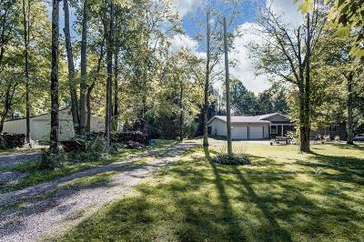 Fredericktown Single Family Home For Sale: 3764 Township Rd 178