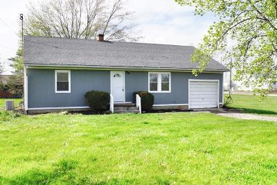 Union County Single Family Home For Sale: 13681 State Route 4