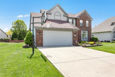 Single Family Home For Sale: 848 Claytonbend Drive