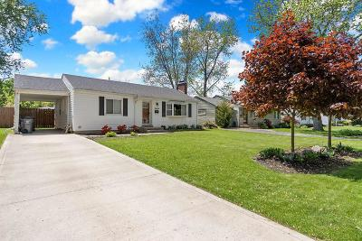 Upper Arlington Single Family Home Sold: 2419 Nottingham Road