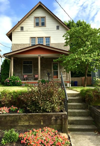 Clintonville Single Family Home For Sale: 123 Olentangy Street