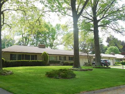 Clintonville Single Family Home For Sale: 4718 Scenic Drive