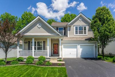 New Albany OH Single Family Home Contingent Escape: $314,900