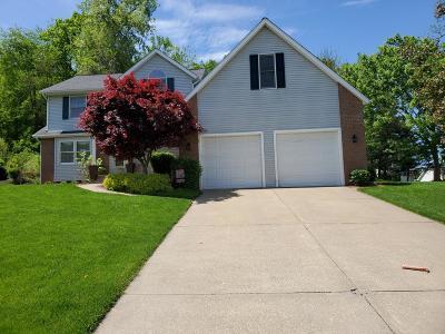 Newark Single Family Home For Sale: 1402 Misty Glenn Drive