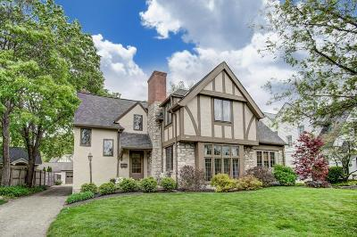 Upper Arlington Single Family Home For Sale: 1858 Arlington Avenue