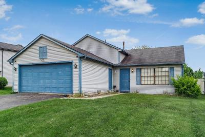 Grove City Single Family Home For Sale: 2407 Rock Creek Court