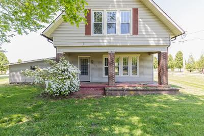 Nashport Single Family Home For Sale: 988 Rockhaven Road SE