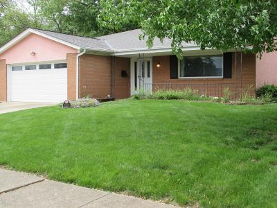 Columbus Single Family Home Sold: 2246 Trent Road