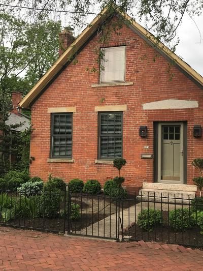 Columbus Single Family Home For Sale: 628 S 3rd Street