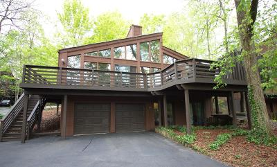 Westerville Single Family Home For Sale: 378 Hickory Lane