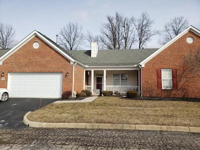 Columbus Condo For Sale: 5928 Hickory Brook Way