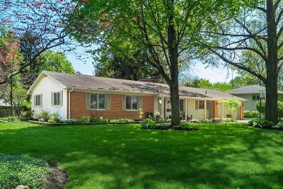 Upper Arlington Single Family Home For Sale: 2994 Wellesley Drive