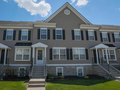 Canal Winchester Condo For Sale: 6517 Nottinghill Trail Drive