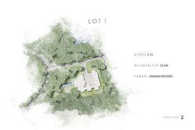 Residential Lots & Land For Sale: Deer Run Drive #Lot 1