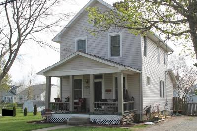 Canal Winchester Single Family Home For Sale: 79 N Trine Street