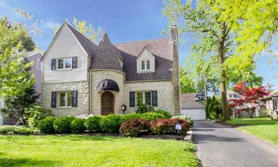 Columbus Single Family Home For Sale: 1625 Doone Road