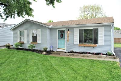 Grove City Single Family Home For Sale: 1479 Willow View Drive