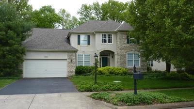 Westerville Single Family Home For Sale: 5921 Pennyroyal Place