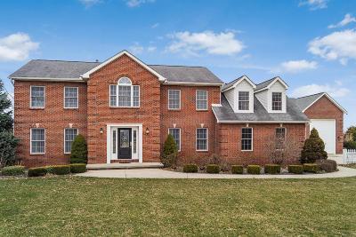 Single Family Home For Sale: 4541 Arrowhead Drive NW