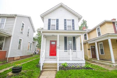 Lancaster Single Family Home For Sale: 120 Union Street