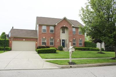 Westerville Single Family Home For Sale: 8271 Chateau Lane