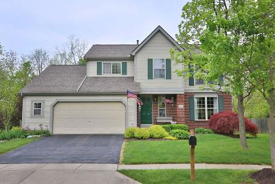 Hilliard Single Family Home For Sale: 3535 Patcon Way