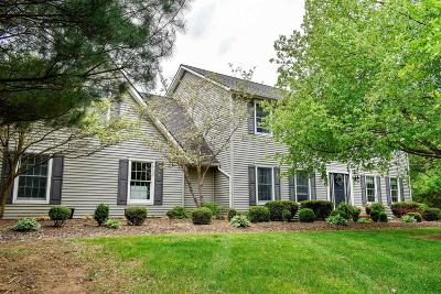 Single Family Home For Sale: 15681 Monroe Mills Road