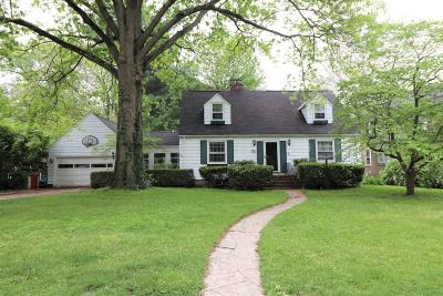 Columbus Single Family Home For Sale: 3587 Olentangy Boulevard