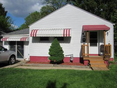 Columbus Single Family Home For Sale: 248 Lowell Road
