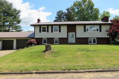 Perry County Single Family Home For Sale: 301 Sheridan Place
