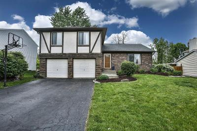 Grove City Single Family Home For Sale: 2392 Clover Blossom Court