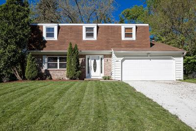 Westerville Single Family Home For Sale: 643 Old Coach Road