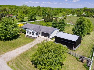 Marysville Single Family Home For Sale: 14300 Hillview Road