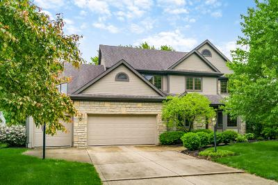 Upper Arlington Single Family Home For Sale: 2805 Wickliffe Road