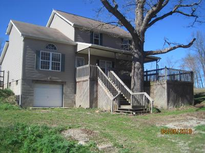 Hillsboro OH Single Family Home For Sale: $84,900