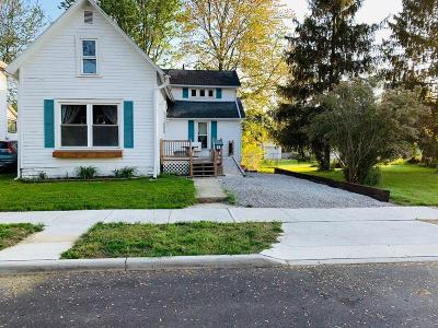 Union County Single Family Home For Sale: 216 W 8th Street