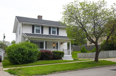 Newark Single Family Home For Sale: 166 Neal Avenue
