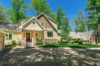 Dublin Single Family Home For Sale: 9900 Concord Road